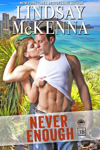 Never Enough by Lindsay McKenna