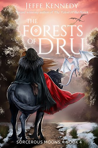 Excerpt of The Forests of Dru by Jeffe Kennedy