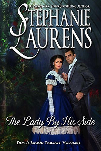 The Lady By His Side by Stephanie Laurens