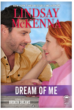 Dream of Me by Lindsay McKenna