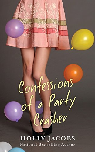 Confessions of a Party Crasher by Holly Jacobs