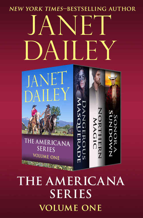 The Americana Series by Janet Dailey