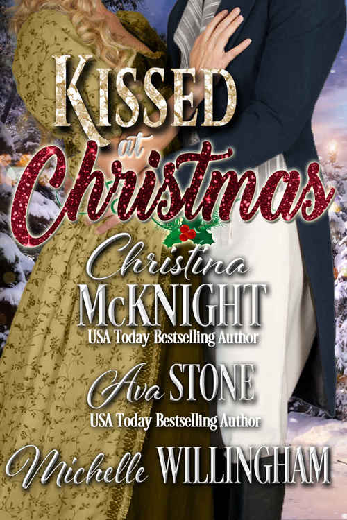 Kissed at Christmas by Michelle Willingham