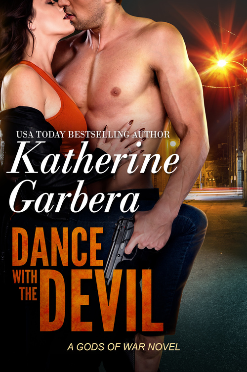 Dance With The Devil by Katherine Garbera