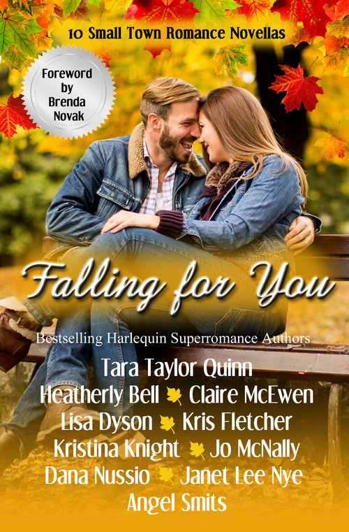 Falling for You: by Dana Nussio