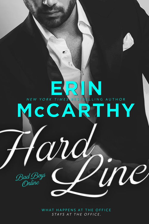 Hard Line by Erin McCarthy