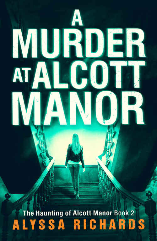 A MURDER AT ALCOTT MANOR