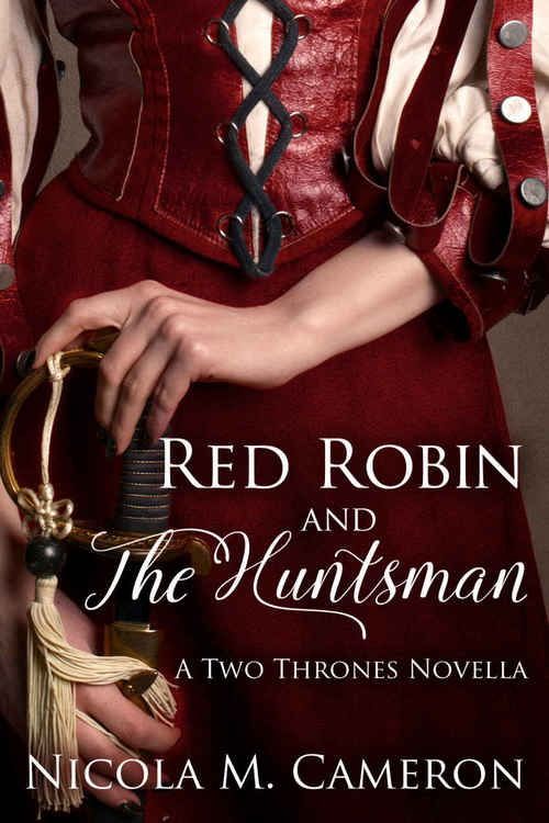 RED ROBIN AND THE HUNTSMAN