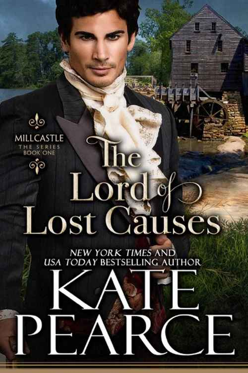 The Lord of Lost Causes by Kate Pearce
