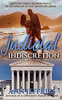 Judicial Indiscretion by Ann Jeffries