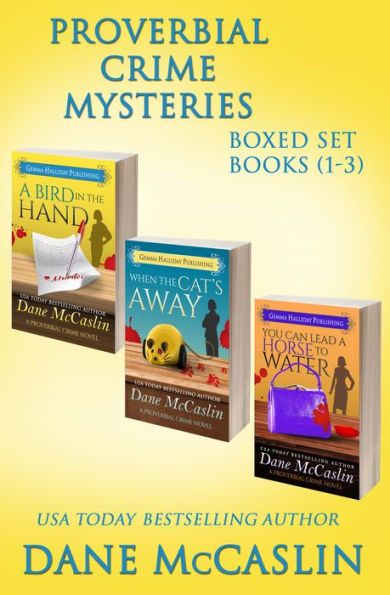 Proverbial Crime Mysteries Boxed Set