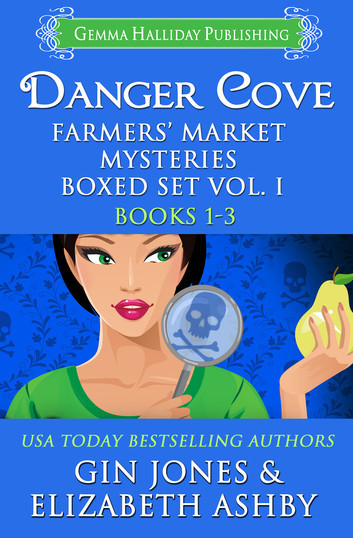 DANGER COVE FARMERS' MARKET MYSTERIES BOXED SET