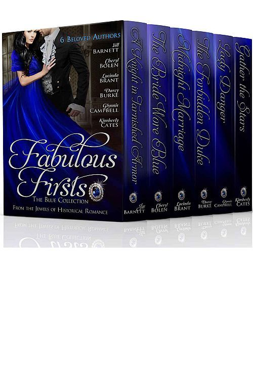 Fabulous Firsts by Jill Barnett