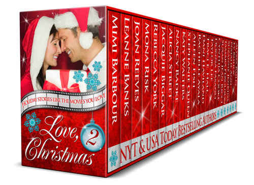 Love, Christmas by Leanne Banks