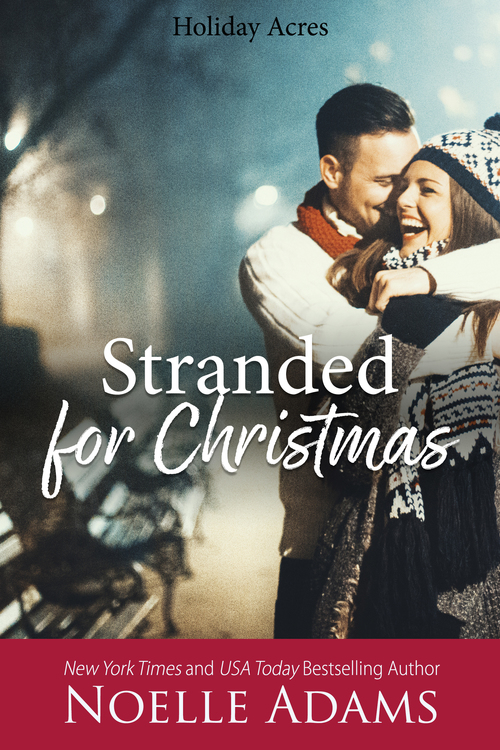 Stranded for Christmas by Noelle Adams