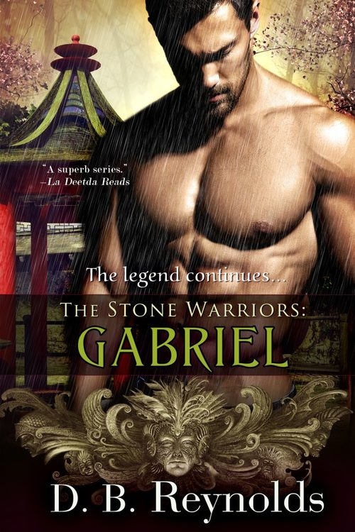 Gabriel by D.B. Reynolds