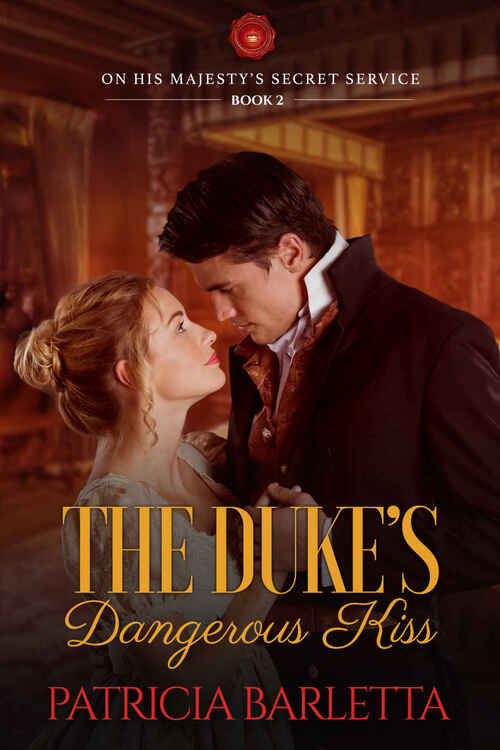 THE DUKE'S DANGEROUS KISS