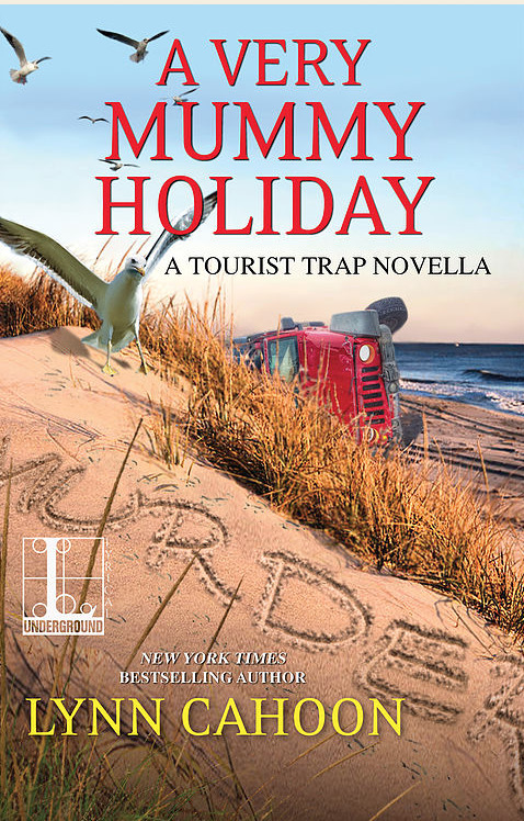 A Very Mummy Holiday by Lynn Cahoon
