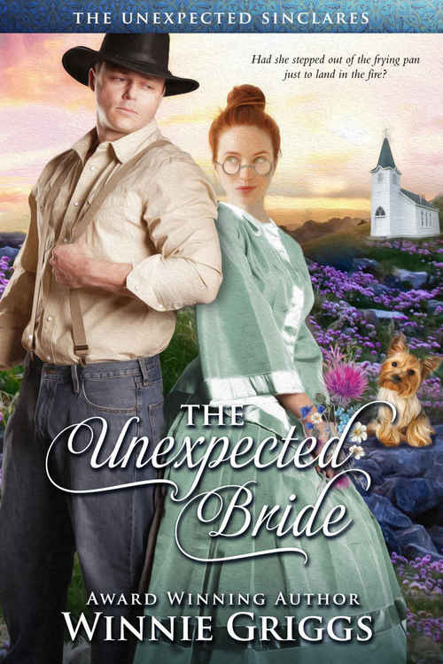The Unexpected Bride by Winnie Griggs