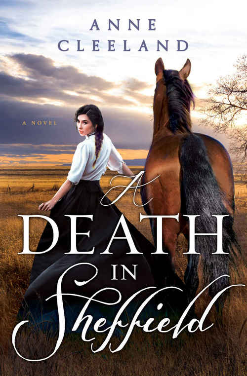 A Death in Sheffield by Anne Cleeland