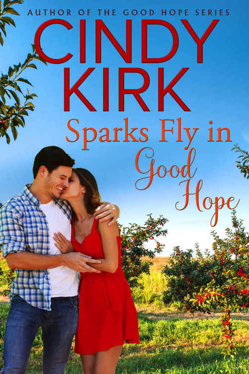 SPARKS FLY IN GOOD HOPE