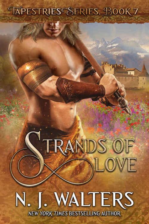 Strands of Love by N.J. Walters