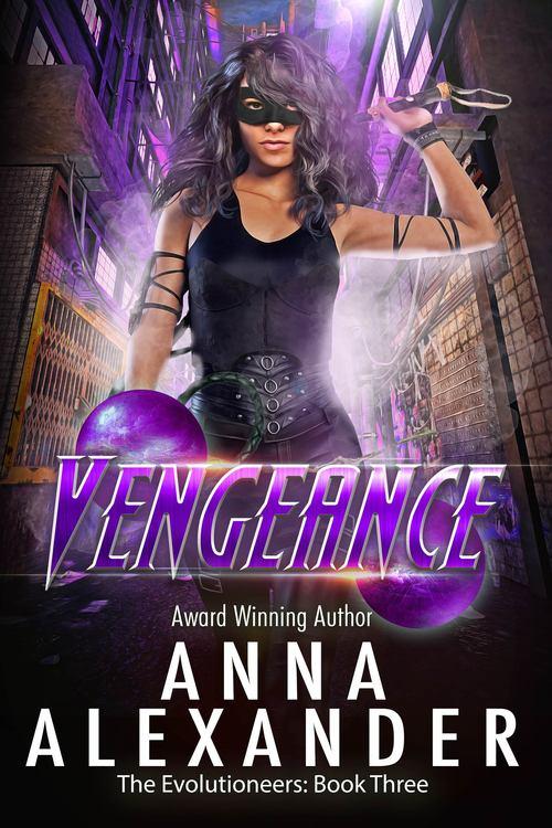 Vengeance by Anna Alexander