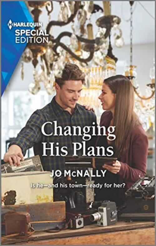 Changing His Plans by Jo McNally