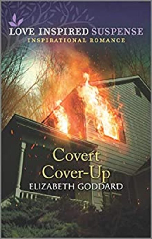 Covert Cover-Up by Elizabeth Goddard