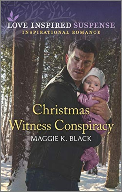 Christmas Witness Conspiracy by Maggie K. Black