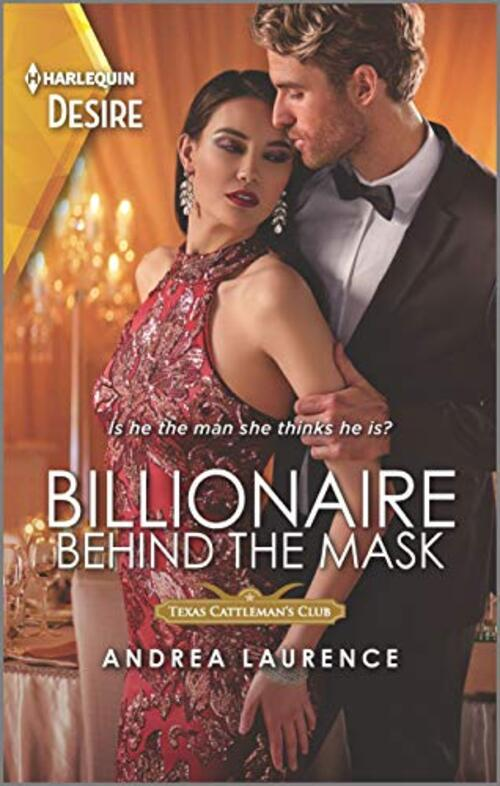 Billionaire Behind the Mask by Andrea Laurence