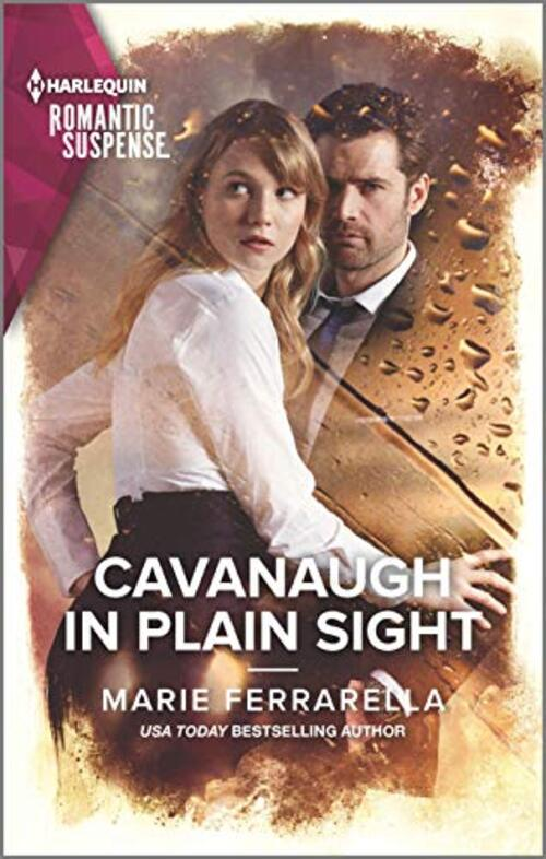 Cavanaugh in Plain Sight by Marie Ferrarella