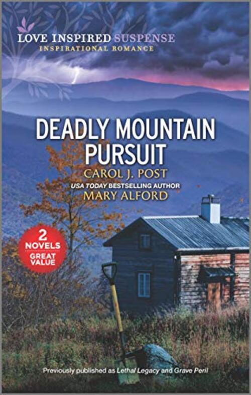 Deadly Mountain Pursuit by Mary Alford