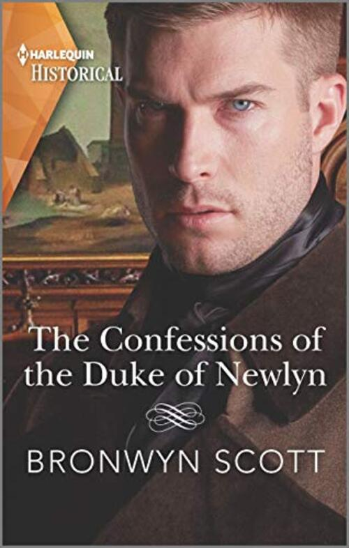 The Confessions of the Duke of Newlyn by Bronwyn Scott