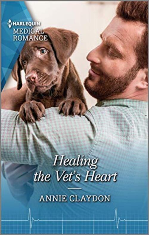 Healing the Vet's Heart by Annie Claydon