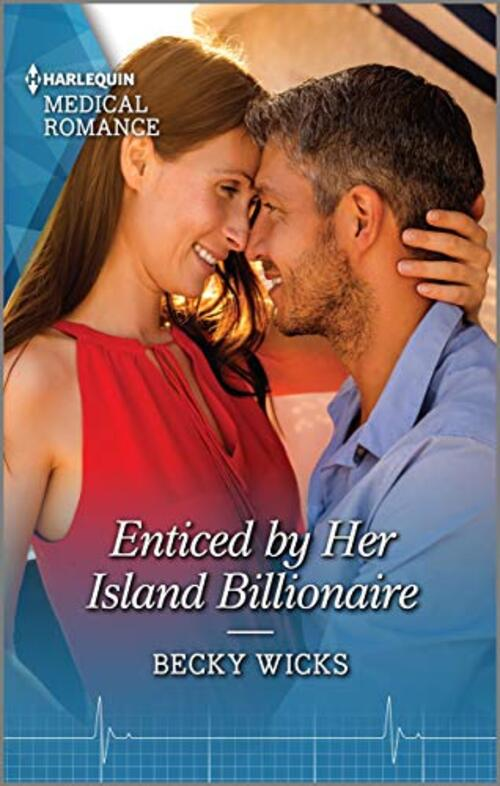 Enticed by Her Island Billionaire by Becky Wicks