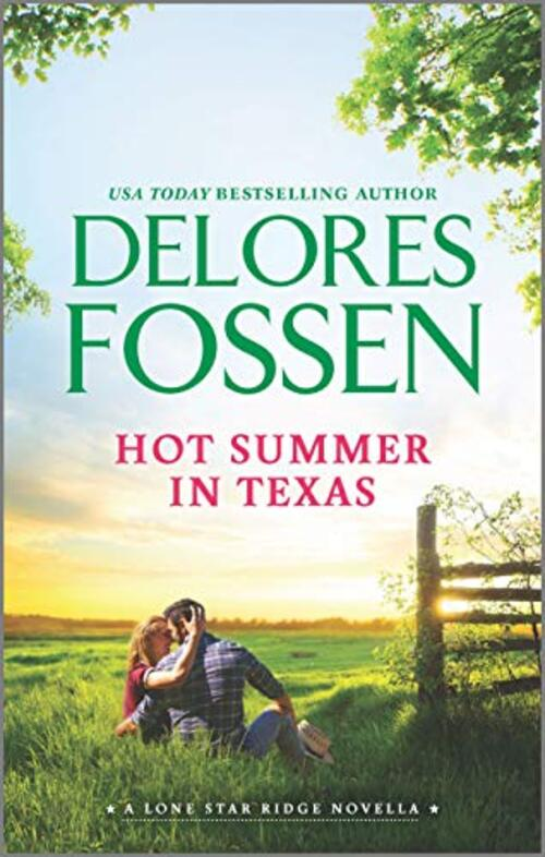 Hot Summer in Texas by Delores Fossen