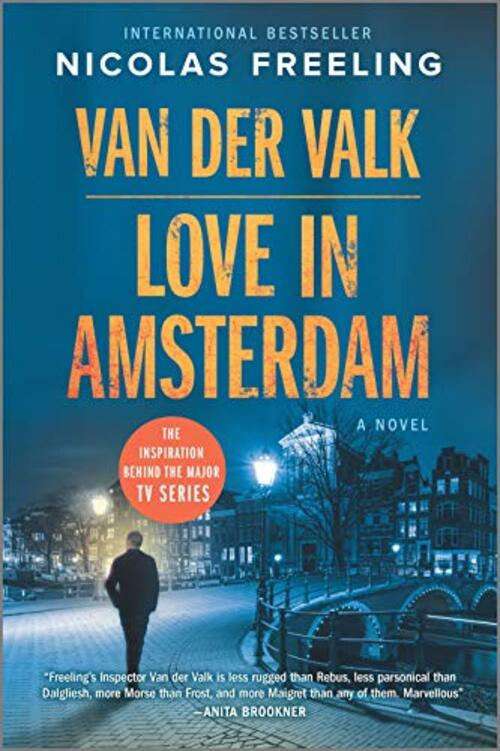 Van der Valk—Love in Amsterdam by Nicolas Freeling
