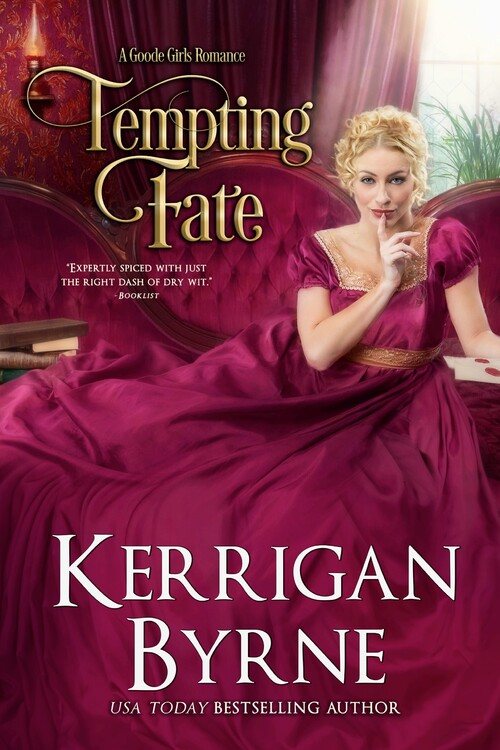 Tempting Fate by Kerrigan Byrne