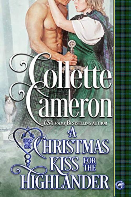 A CHRISTMAS KISS FOR A HIGHLANDER