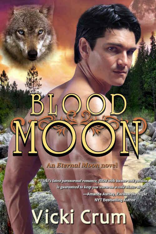 Blood Moon by Vicki Crum
