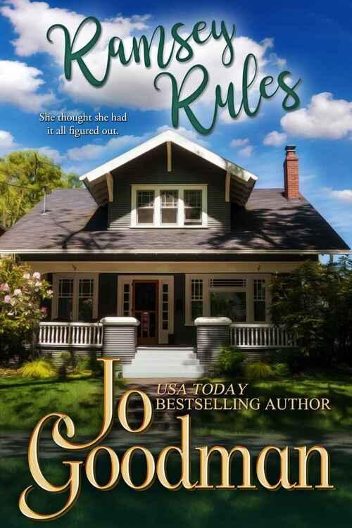 Ramsey Rules by Jo Goodman