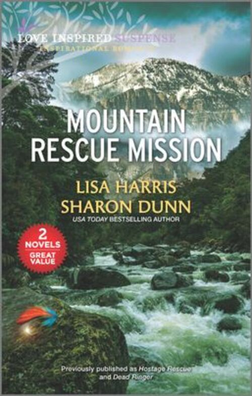 Mountain Rescue Mission by Lisa Harris