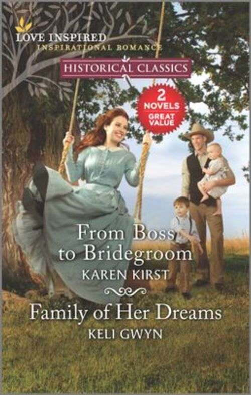 From Boss to Bridegroom and Family of Her Dreams