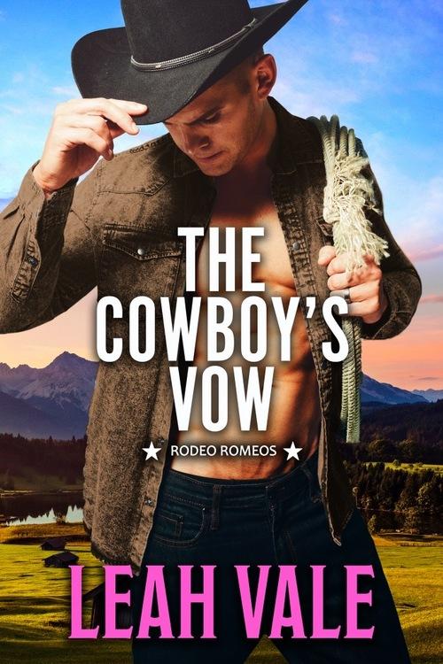 THE COWBOY'S VOW