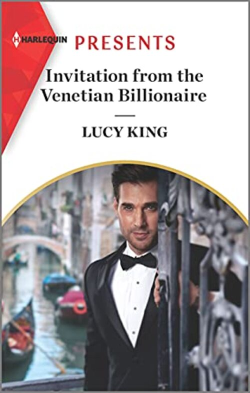 Invitation from the Venetian Billionaire by Lucy King