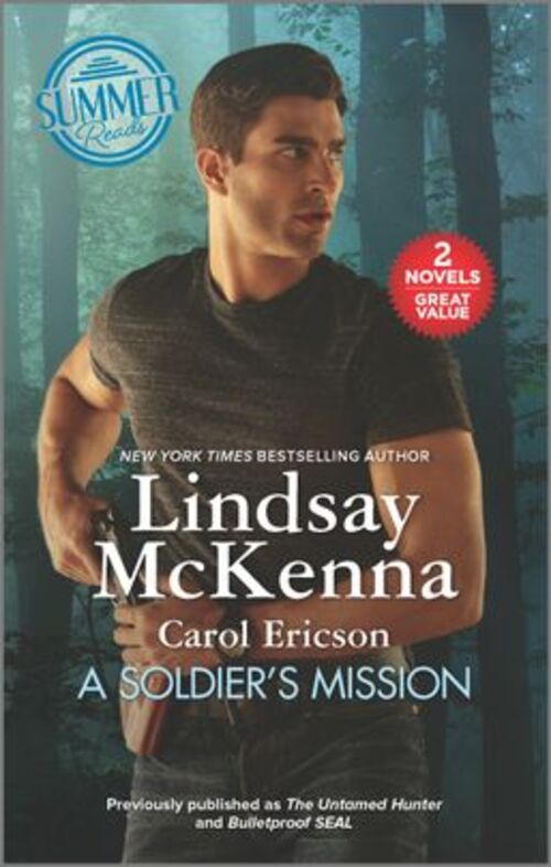 A Soldier's Mission by Lindsay McKenna