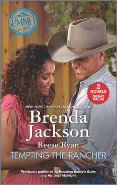 Tempting the Rancher by Brenda Jackson