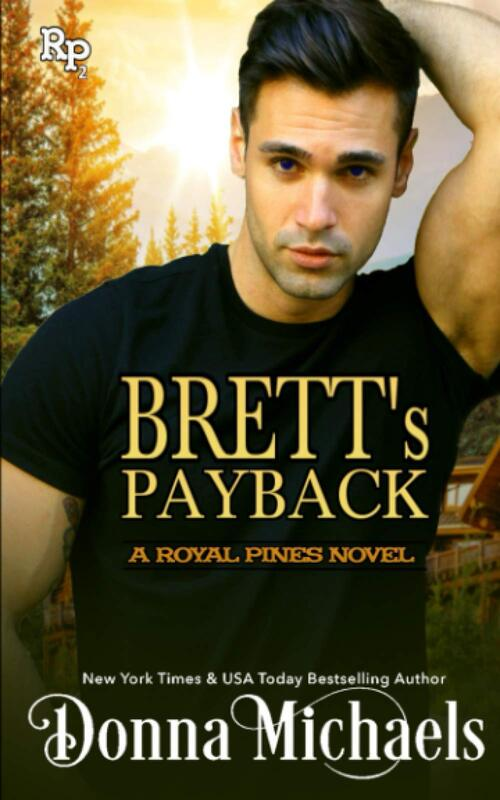 Brett's Payback by Donna Michaels