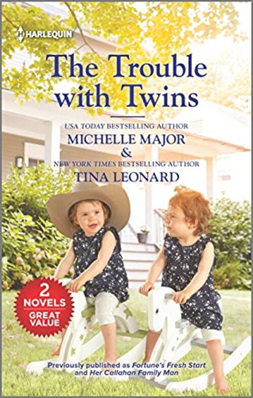 The Trouble with Twins by Tina Leonard
